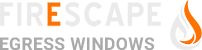 Firescape Egress Windows Logo